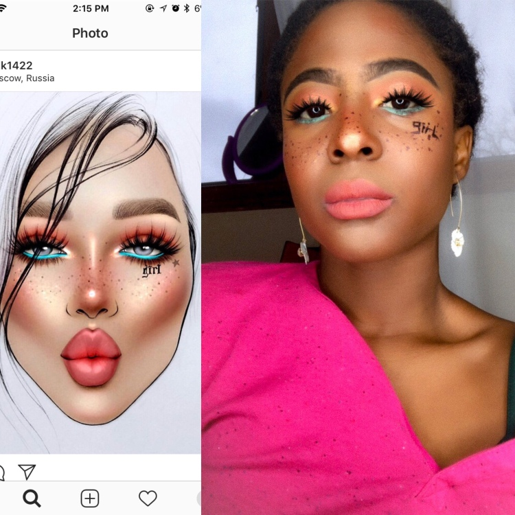 Makeup artist to follow on Instagram for Inspiration in 2019